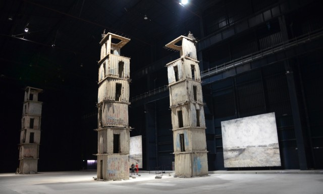 Anselm Kiefer, Pirelli's HangarBicocca and The Seven Celestial Palaces